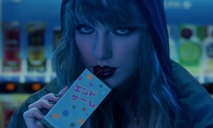 "Watch Taylor Swift's New ""End Game"" Video with Ed Sheeran and Future"