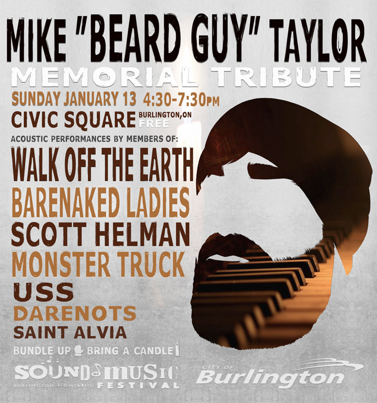 Walk Off the Earth Announce Memorial Concert for Mike Taylor