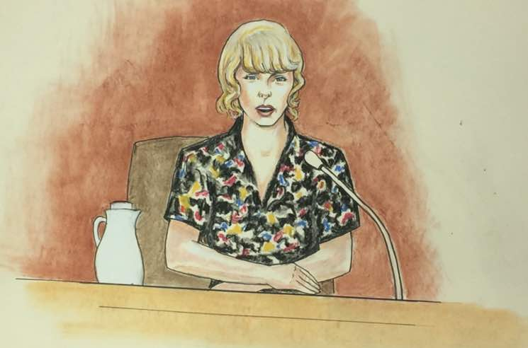 Twitter Shows Support for Taylor Swift Following Sexual Assault Testimony