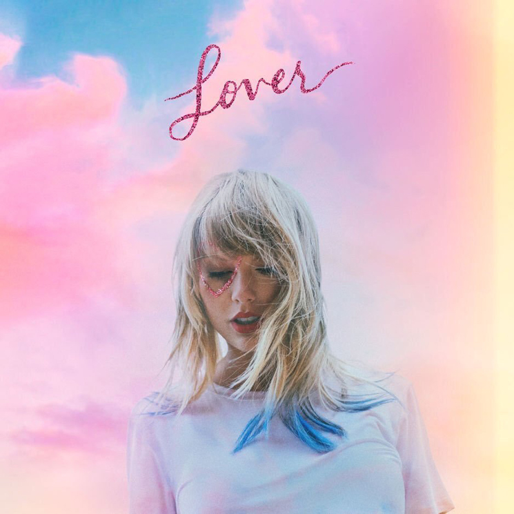 Taylor Swift Announces New Album 'Lover'