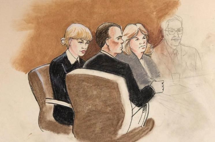 ​Taylor Swift Testifies in Sexual Assault Court Case