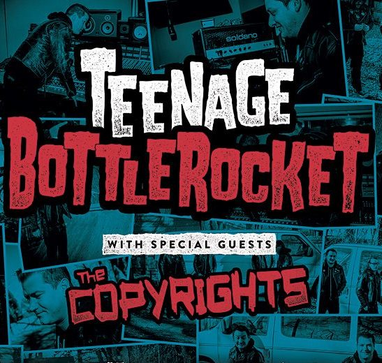 Teenage Bottlerocket Hit Canada on North American Tour