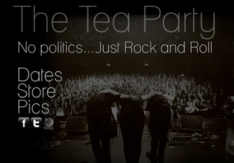 Tea Party's Website Could Make the Canadian Band $1 Million Thanks to U.S. Political Movement