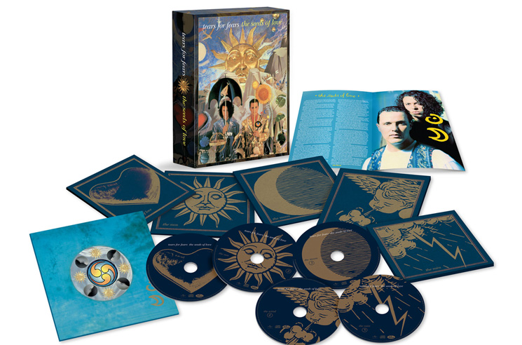 Tears for Fears Treat 'The Seeds of Love' to Deluxe Box Set