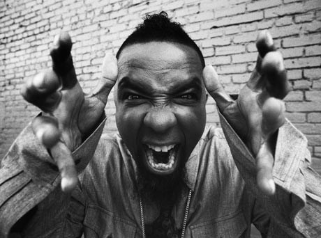 Tech N9ne Teams Up with Madchild for Canadian Tour