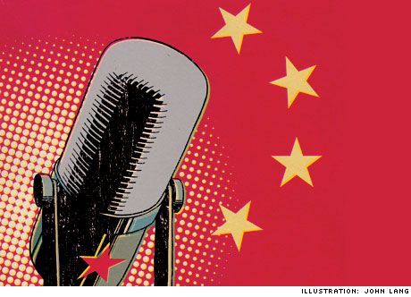In the Red Chinese Condenser Microphones Are the Revolution