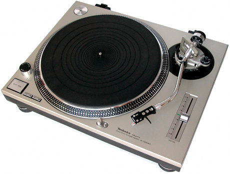 Technics 1200 Turntables Axed by Panasonic?