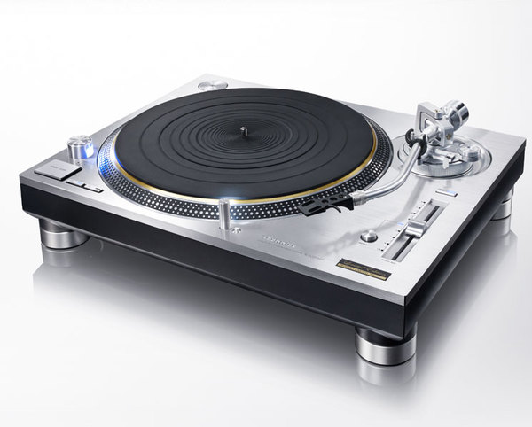 Technics SL-1200 Turntable Gets Resurrected