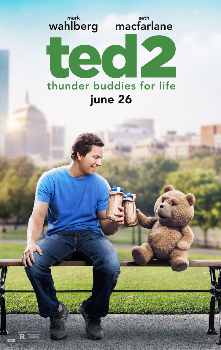 Ted 2 Official Restricted Trailer