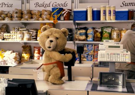 Ted [Blu-Ray] Seth MacFarlane