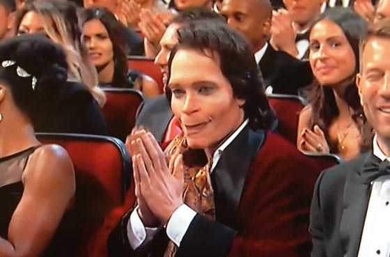 Donald Glover's 'Atlanta' Character Teddy Perkins Appears at the Emmys