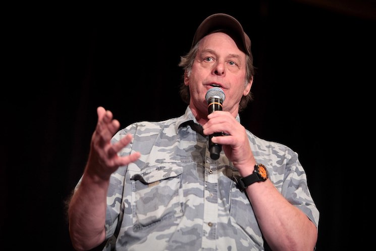 Ted Nugent Denies Ever Calling COVID-19 a Hoax After Contracting Virus