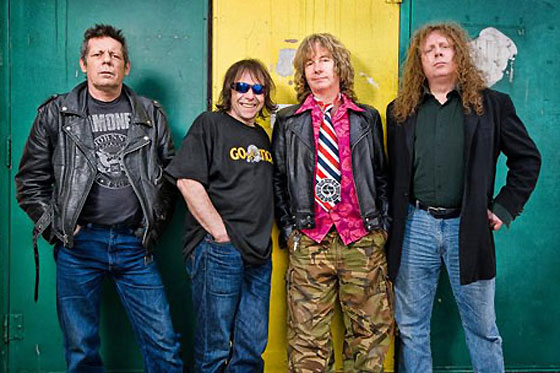 Teenage Head Announce 40th Anniversary Show in Toronto