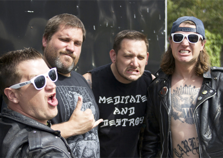 Teenage Bottlerocket Sign to Rise Records
