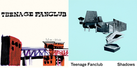 Teenage Fanclub Treat 'Man-Made' and 'Shadows' to Expanded Vinyl Reissues