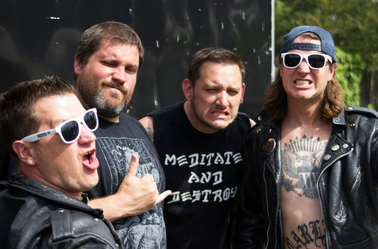 Teenage Bottlerocket's Brandon Carlisle Hospitalized in a Coma