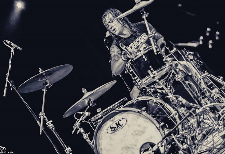 R.I.P. Teenage Bottlerocket Drummer Brandon Carlisle