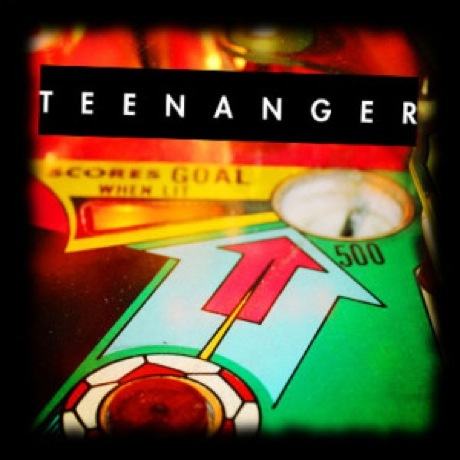 Teenanger 'Pinball Session' (live in-studio)