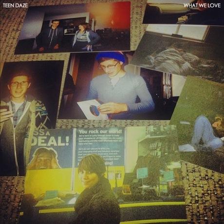 Teen Daze 'What We Love' (DJ mix)
