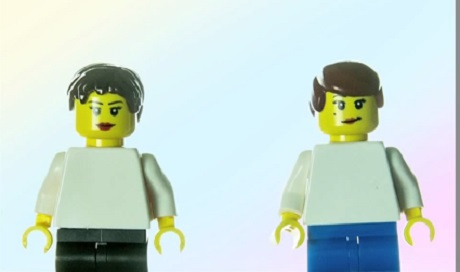 "Tegan and Sara ""Everything is AWESOME!!!"" (video) (ft. the Lonely Island)"