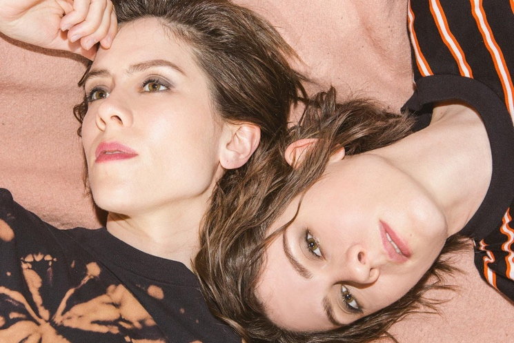 Tegan and Sara Address LGBTQ+ Perspectives on Vaccine Rollouts with Healthcare Survey