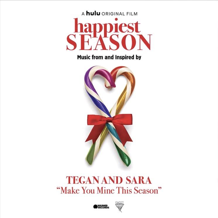 Tegan and Sara Share New Christmas Tune 'Make You Mine This Season'