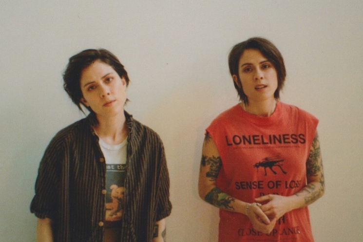 Tegan and Sara Remember Being Covered by the White Stripes: 'The Most Rock'n'Roll Moment of Our Career'