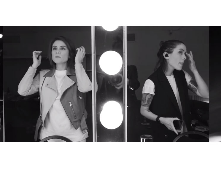 "Tegan and Sara ""That Girl"" (video)"