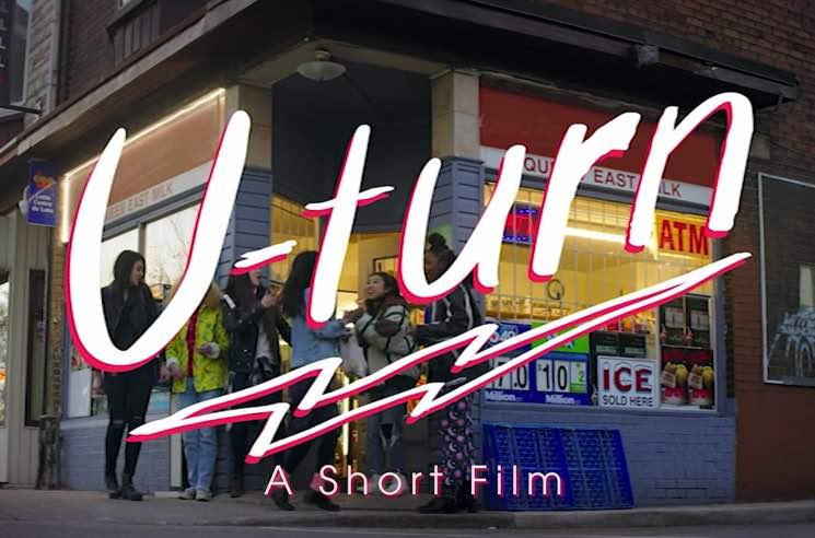 "Tegan and Sara ""U-Turn"" (short film)"
