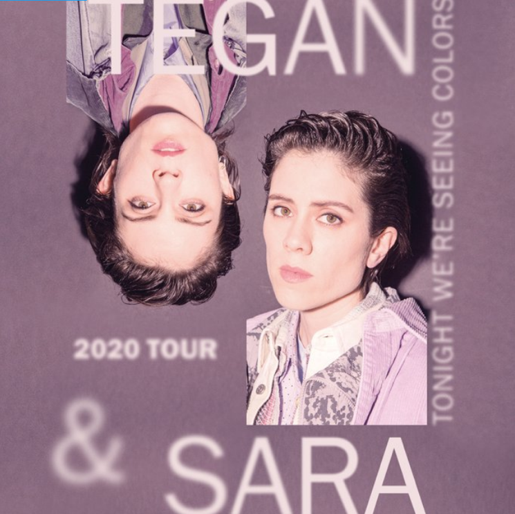 Tegan and Sara Map Out North American Tour