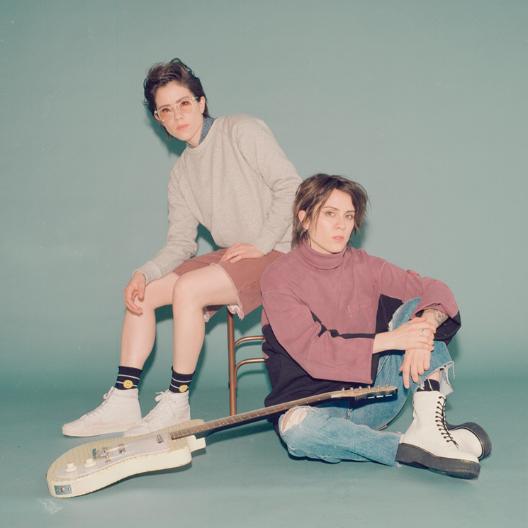"Tegan and Sara to Play Canada on ""Hey, I'm Just Like You Tour"""