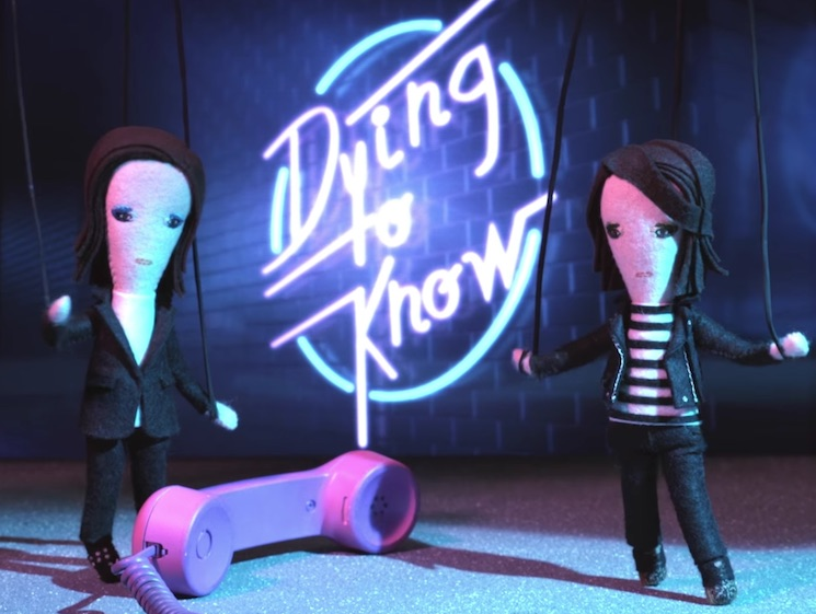 "Tegan and Sara ""Dying to Know"" (video)"