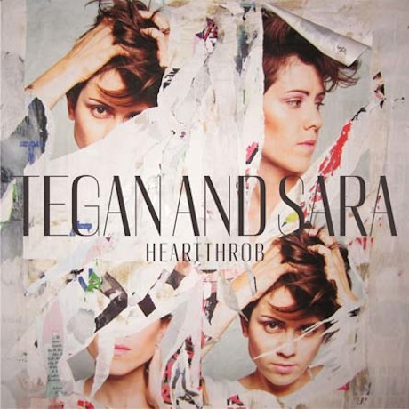 Tegan and Sara 'Heartthrob' (album stream)
