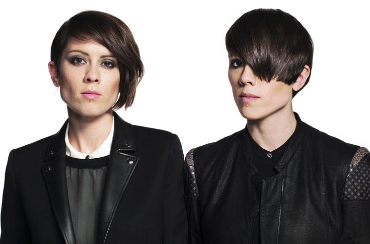 Tegan and Sara Wrap Up Work on New Album