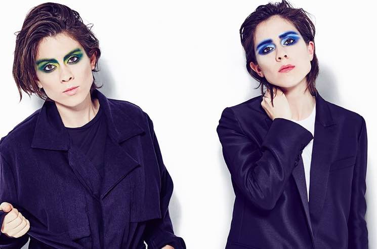 ​Tegan and Sara Transformers