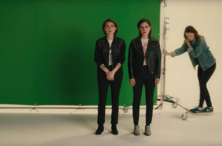 Tegan and Sara 'Boyfriend' (video)