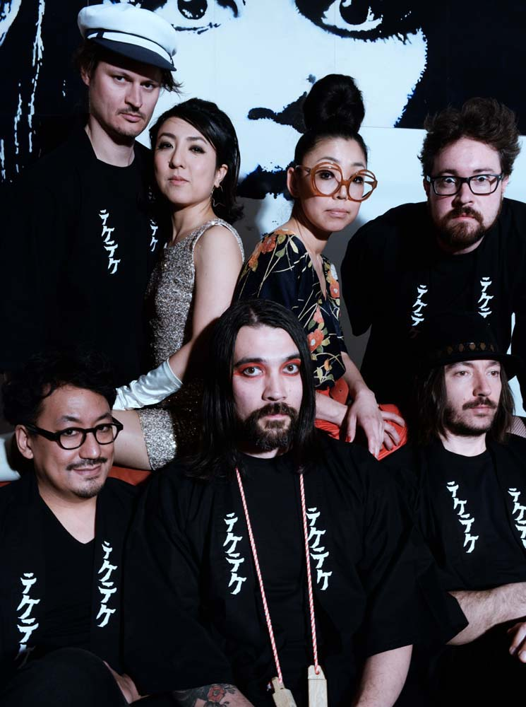 Meet TEKE::TEKE, the J-Rock Tribute Turned Full-Fledged Fusion Band Class of 2019
