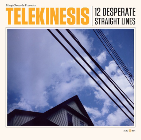 Telekinesis Announce New Merge Full-Length