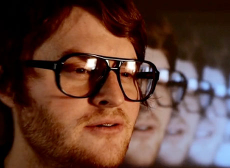 "Telekinesis ""Ghosts and Creatures"" (video)"