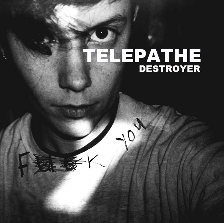 Telepathe to Finally Release Long-Delayed 'Destroyer' LP