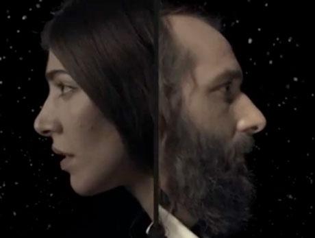 "Sebastien Tellier and Caroline Polachek ""In the Crew of Tea Time"" (video)"