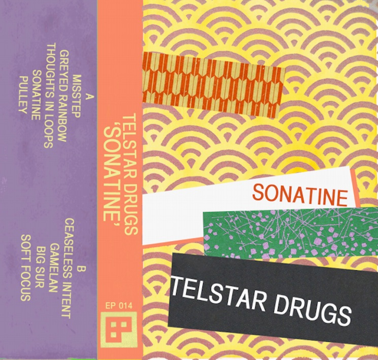 "Telstar Drugs Return with 'Sonatine,' Premiere ""Thoughts in Loops"""