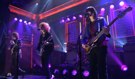 "Temples ""Shelter Song"" (live on 'Fallon')"