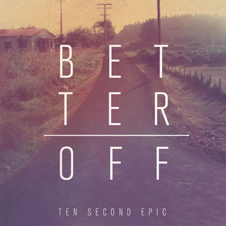 Ten Second Epic Announce New Album, Premiere First Single