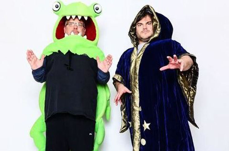 Tenacious D Auction Off Bizarre Memorabilia to Support Victims of Paris Attacks