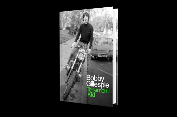 Primal Scream's Bobby Gillespie Readies New Memoir 'Tenement Kid'