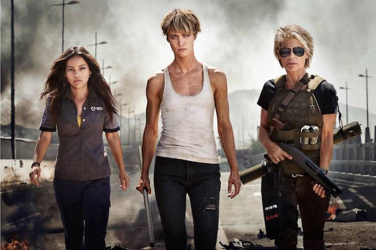 Here's Your First Look at Tim Miller's 'Terminator' Movie