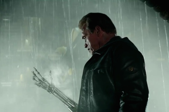 Terminator Genisys Official Trailer 2