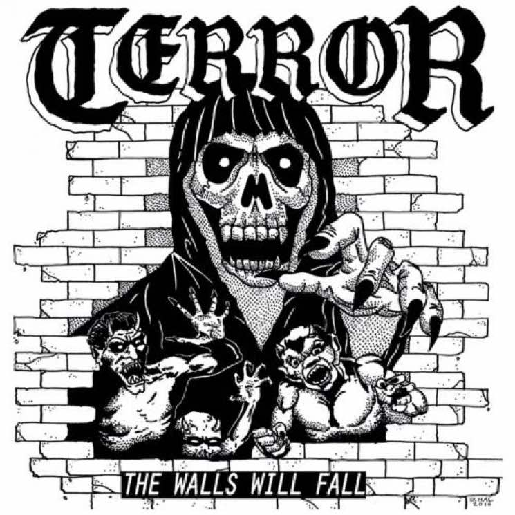 Terror The Walls Will Fall