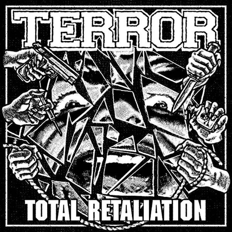 Terror Plot 'Total Retaliation' LP, Share 'Mental Demolition'